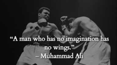 32 Inspirational Muhammad Ali Quotes That Are Valuable To Read