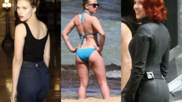 50 Hottest Butt Pictures of Scarlett Johansson Which Truly Admirable