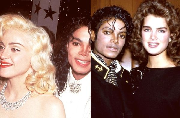 7 Prominent Ladies That Came In Michael Jackson's Life