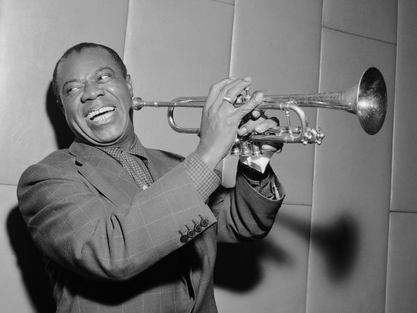 Louis Armstrong 10 Black People That Changed world