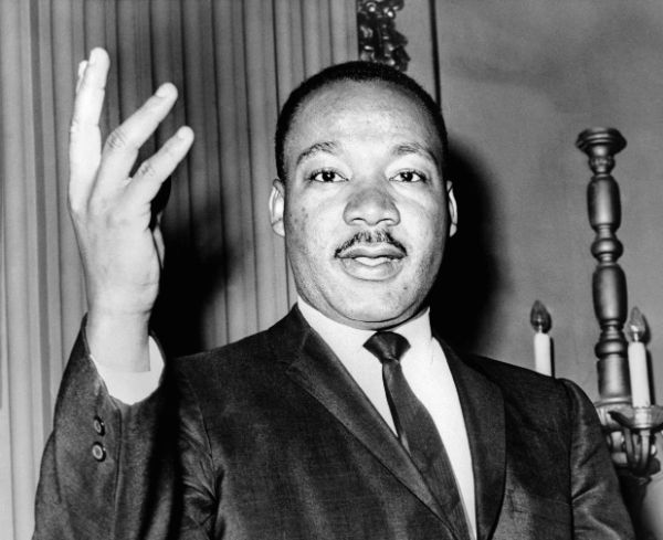 Martin Luther King, Jr. 10 Black People That Changed world