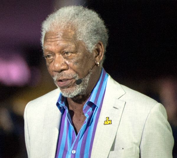 Morgan Freeman 10 Black People That Changed world