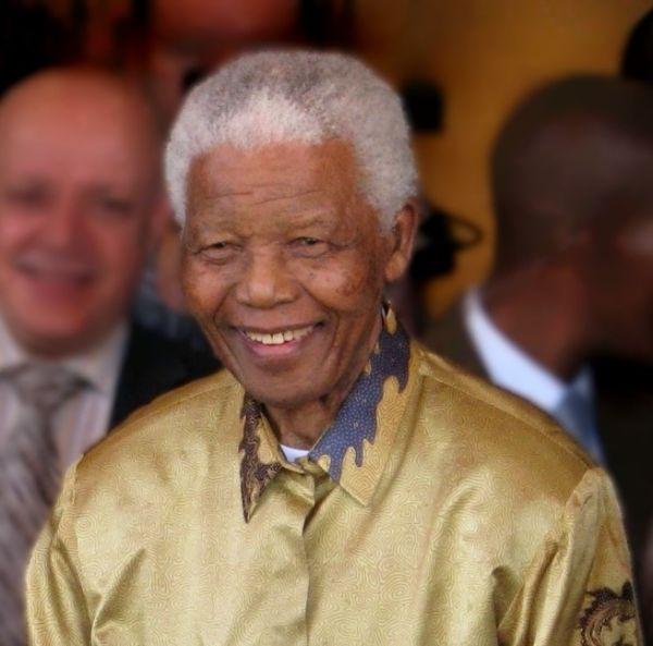 Nelson Mandela 10 Black People That Changed world