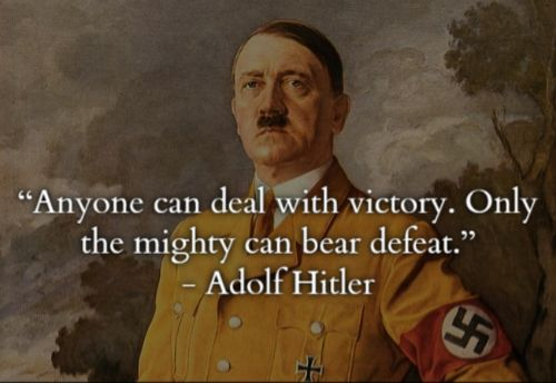 The 32 Most Powerful & Inspirational Quotes By Adolf Hitler