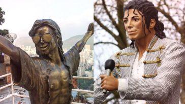 9 Amazing Michael Jackson Statues Around The World