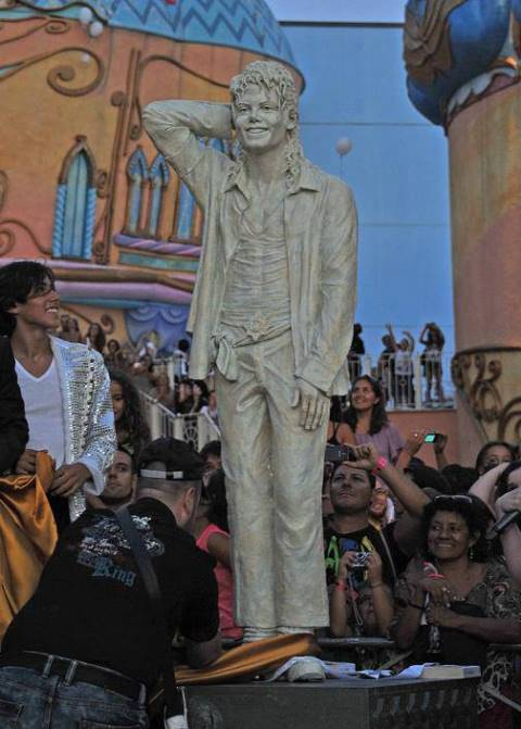 Michael Jackson Italian Amusement Park