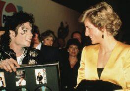 Michael Jackson and Diana, Princess of Wales