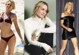 33 Hot Half-Nude Photos of Robin Wright Will Make You Day