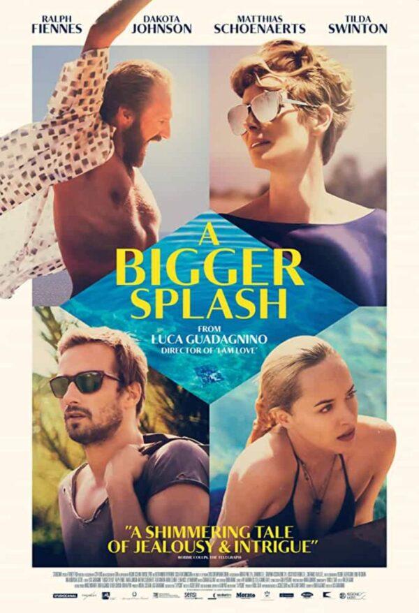 A Bigger Splash (2015 film) Italian Adult films