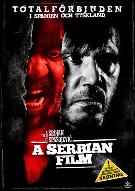 A Serbian Film Adult and disturbing movies