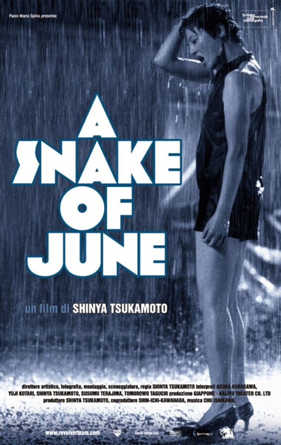 A Snake of June Japanese Erotic films