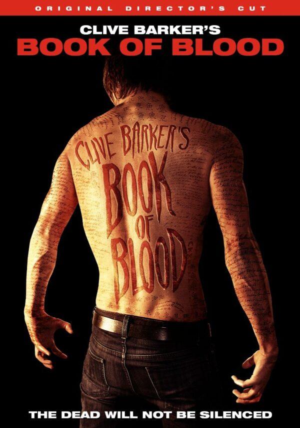 Book of Blood British adult films