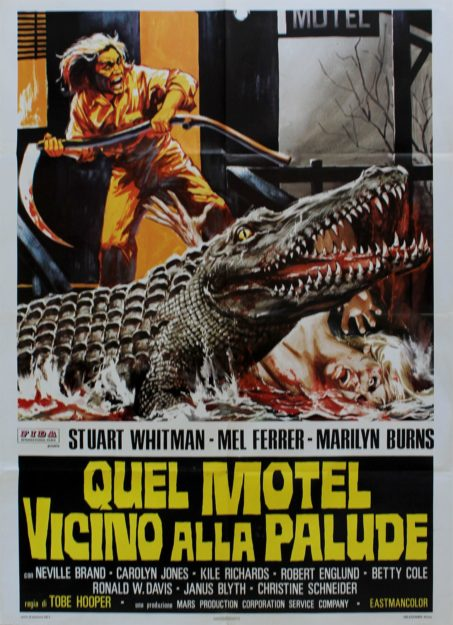 Eaten Alive! Adult and disturbing movies