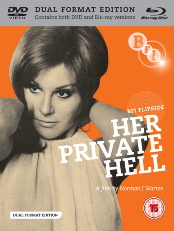 Her Private Hell British adult films