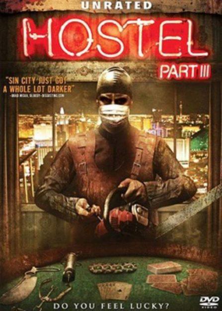 Hostel Adult and disturbing movies