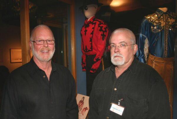 Michael Bush and Dennis Tompkins