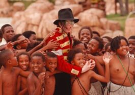 Michael Jackson Charity And Humanitarian Work