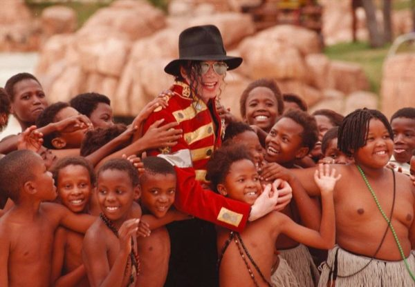 Michael Jackson Charity And Humanitarian Work