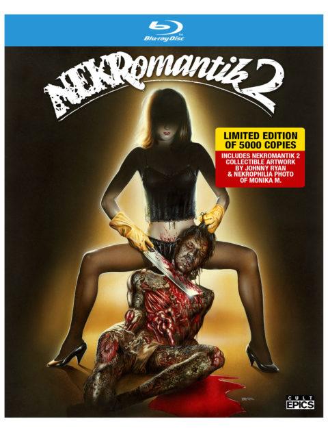 Nekromantik Adult and disturbing movies