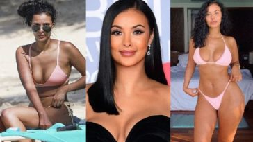 21 Hot Half-Nude and Bikini Photos of Maya Jama