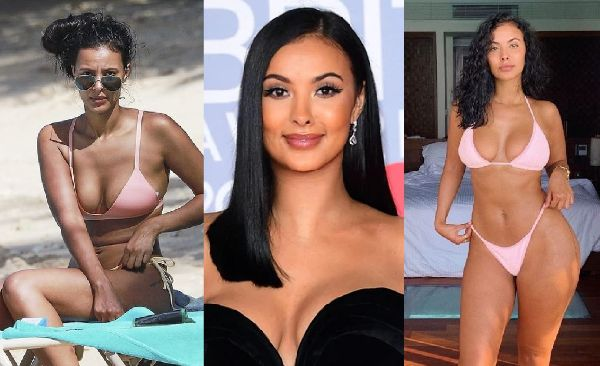 21 Hot Half-Nude and Bikini Photos of Maya Jama