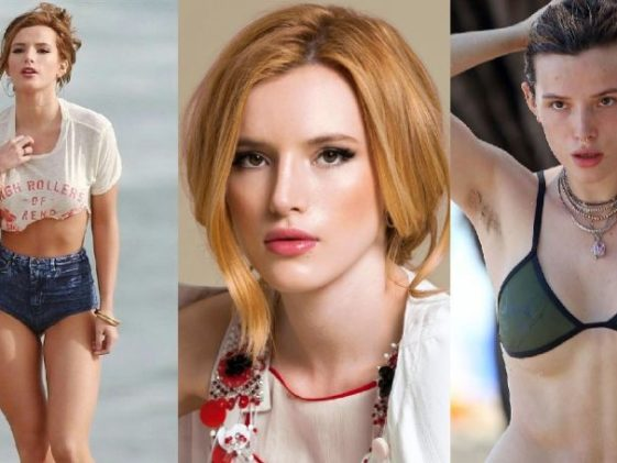 25 Best Bikini-clad Photos of Bella Thorne Which Are Truly Jaw-Dropping