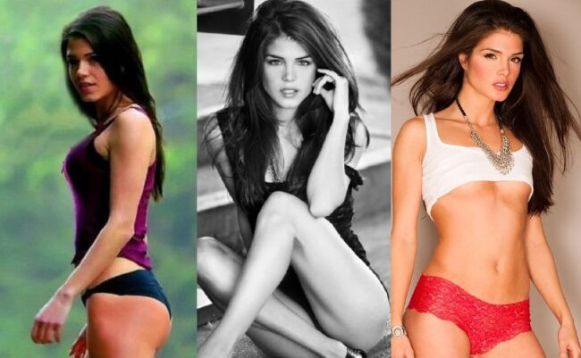 25 Unseen Hot Half-Nude Photos of Marie Avgeropoulos