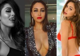 26 Exquisitely Sexy Lindsey Morgan Photos - Half-Nude Pics