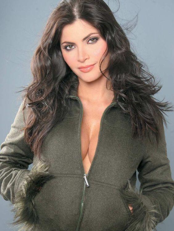 Chiquinquirá Delgado Most Beautiful Venezuelan Woman