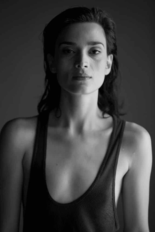 Irmena Chichikova Beautiful Bulgarian Woman