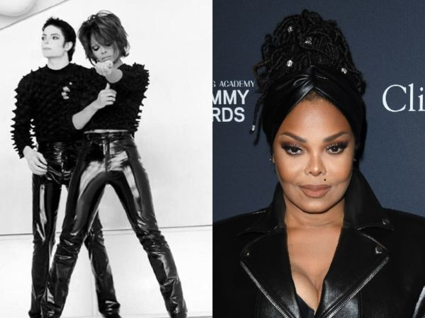 Janet Jackson - Michael Jackson Music Vixens - Then and Now