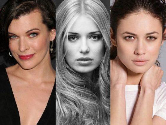 Most Beautiful Women In Ukraine