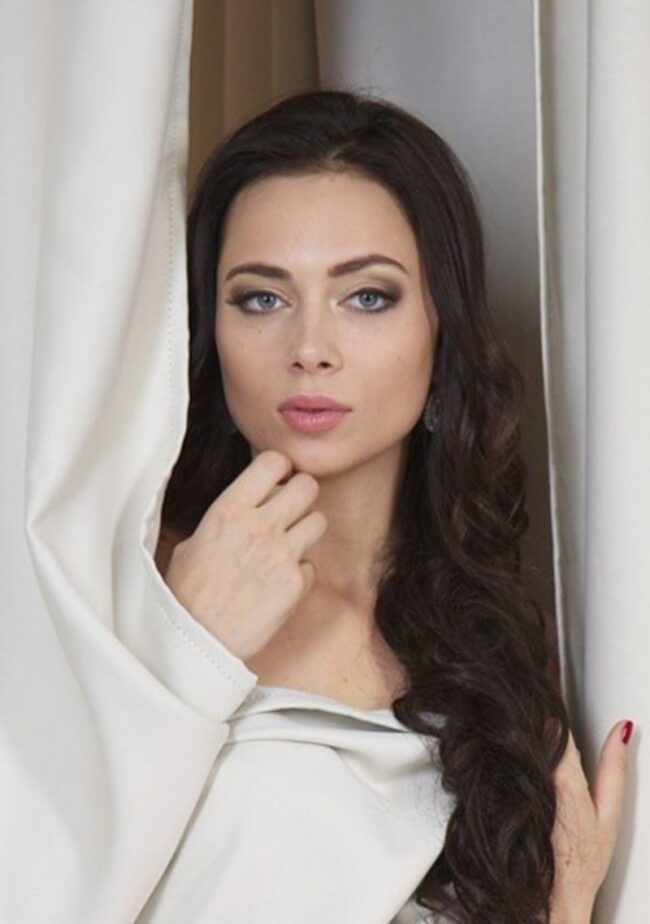 Nastasya Samburskaya Most beautiful Russian Woman