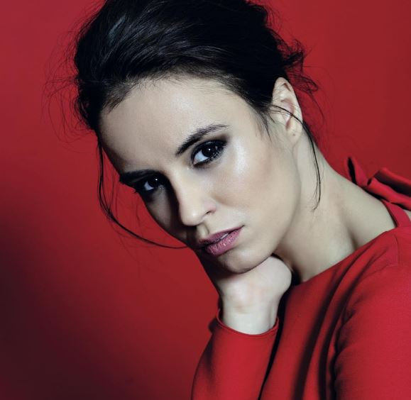Radina Kardjilova Beautiful Bulgarian Woman