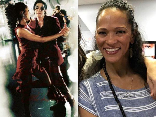Sybil Azur - Michael Jackson Music Vixens - Then and Now