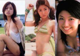 The 16 Hottest Half-Nude Photos of Nana Yanagisawa