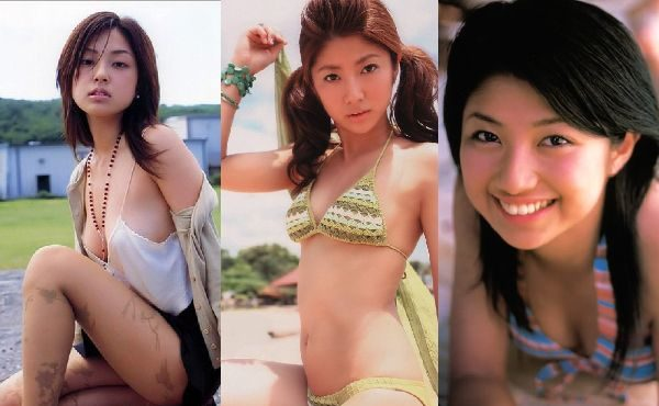 The 16 Hottest Half-Nude Photos of Nana Yanagisawa