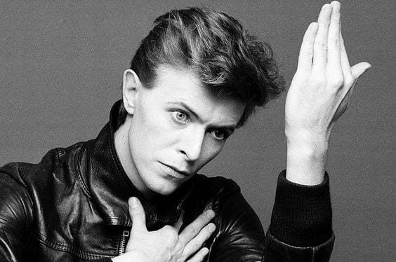 David Bowie top 10 Most talented male singers of all time
