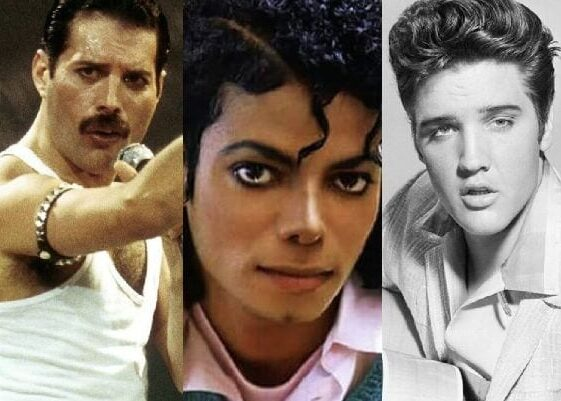 Top 10 Most Talented Male Singers of All Time